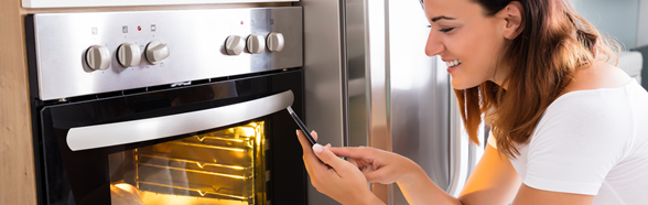 NEFF - How To Set Up Your NEFF Oven With Home Connect