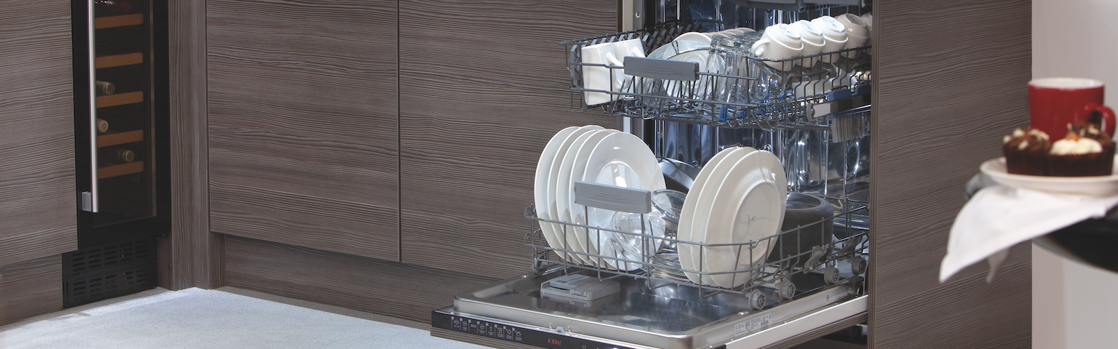 WC680 Integrated Dishwasher Review From Nailsea Electrical