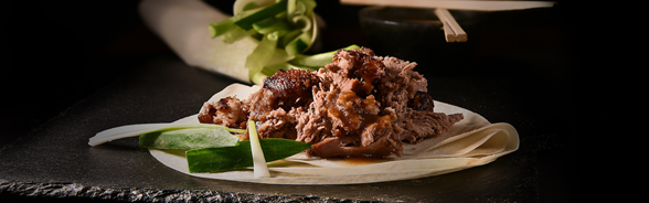 Slow Cooked Crispy Duck Tacos Recipe