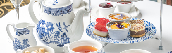 NEFF's Guide to Afternoon Tea with a Twist